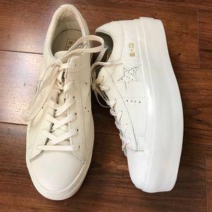Converse Sneakers Star One Platform Low Top 34RAj5Lq